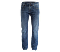 Jeans THE STRAIGHT NY Straight-Fit - blau