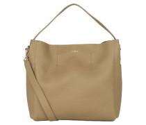 Hobo-Bag M CAPRICCIO - beige