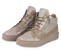 Hightop-Sneaker KRISS - GRAU