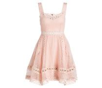 Kleid BRETELLES - beige