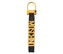 Schlüssel- und Taschanhänger - schwarz