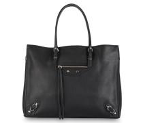 Handtasche PAPIER - schwarz