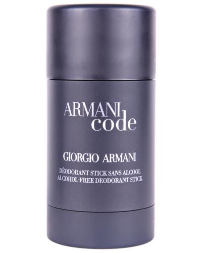 ARMANI CODE HOMME 75 gr, 46.67 € / 100 g