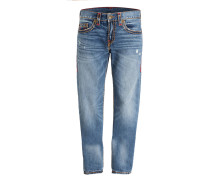 Jeans SUPER T GENO Straight-Fit