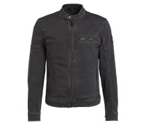 Jeansjacke BACKFORD - grau