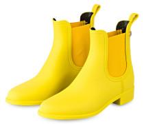 Gummi-Boots SPLASH - gelb