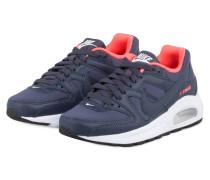 Sneaker AIR MAX COMMAND FLEX - navy/ weiss
