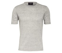 T-Shirt mit Leinen