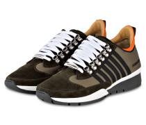 Sneaker NEW RUNNERS - oliv/ schwarz