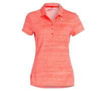 Poloshirt PRECISION - orange