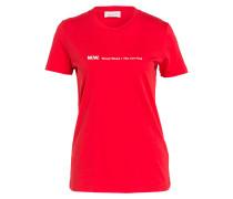 T-Shirt EDEN - rot