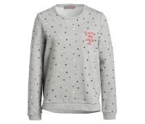 Sweatshirt CELINA - grau