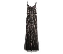 Abendkleid - schwarz