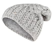 Mütze CATALINA - grau meliert