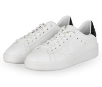 Plateau-Sneaker PURE STAR - WEISS/ SCHWARZ