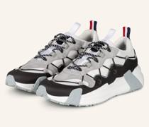 Sneaker COMPASSOR - SCHWARZ/ WEISS/ GRAU