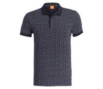 Poloshirt PALEX Regular-Fit - blau