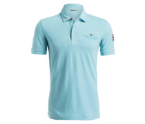 Piqué-Poloshirt ELBAS NEW - mint