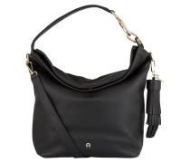 Hobo-Bag SAIDA M - schwarz
