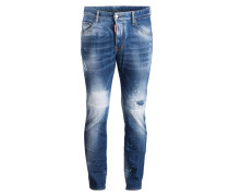 Jeans SKATER Tapered-Fit - blau