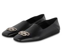 Loafer mit flexibler Fersenpartie