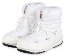 Moon Boots NYLON LOW WP 2 - WEISS