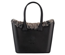 Shopper - schwarz/ grau