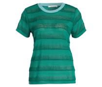 Strickshirt LORETTA - grün
