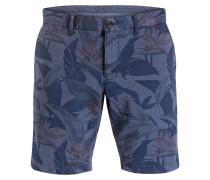 Shorts Classic-Fit - blau