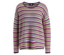 Pullover HEIKEL - fuchsia/ gelb/ hellblau