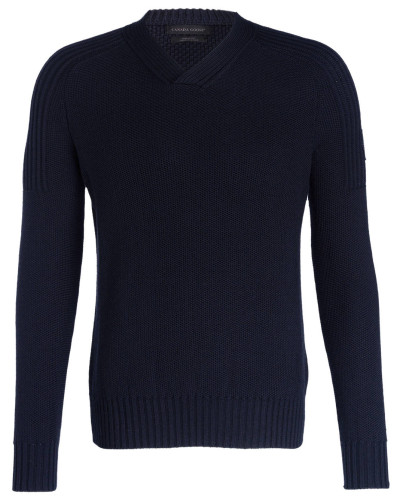 Grobstrick-Pullover GALLOWAY aus Merinowolle