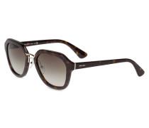 Sonnenbrille PR 25RS - braun