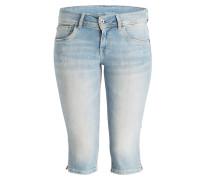 Jeans-Bermudas - mb6 light blue