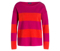 Pullover - pink/ rot