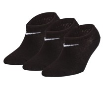 3er-Pack Sneakersocken NO SHOW
