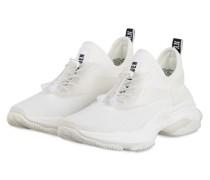 Plateau-Sneaker MATCH - WEISS