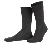 Socken LONDON SENSITIVE - 3080 anthrazit