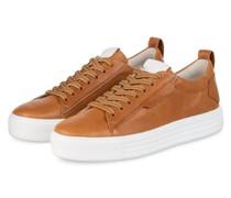 Sneaker UP - COGNAC