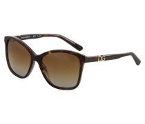 Sonnenbrille DG4170P - braun