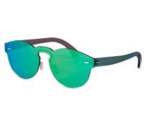 Sonnenbrille PALOMA - grün verspiegelt