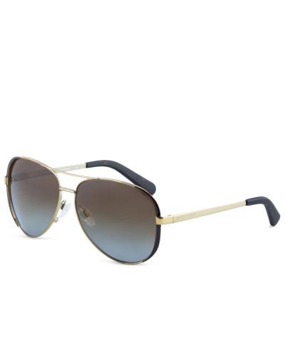 Michael Kors Sonnenbrille MK 0MK2092 30051156 in schwarz für Damen