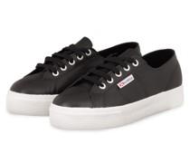 Sneaker 2730 COTU - SCHWARZ/ WEISS