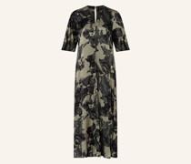 Kleid YENIW mit 3/4-Arm
