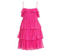 Kleid RAYONNANTE - fuchsia