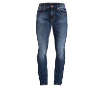 Jeans LEAN DEAN Tapered-Fit - blau