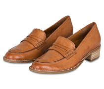 Penny-Loafer - braun