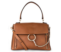 Handtasche MEDIUM FAYE - tan