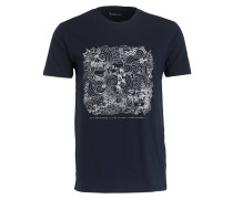 T-Shirt Organic Cotton - navy