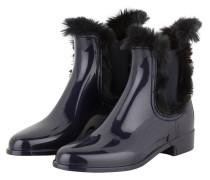 Gummi-Boots AISHA - dunkelblau