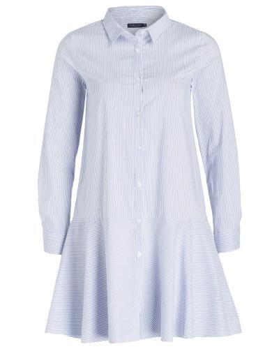 Blusenkleid - blau